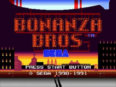 Bonanza BrosStage 1 Music