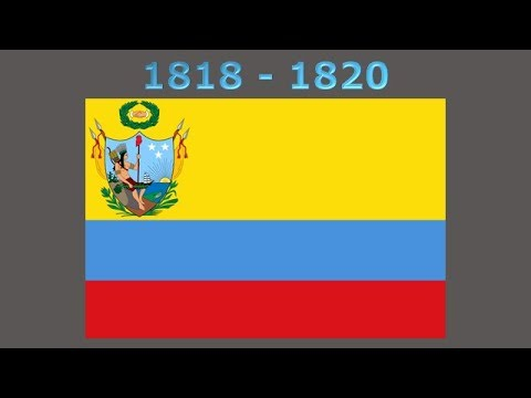 history of the colombian flag youtube