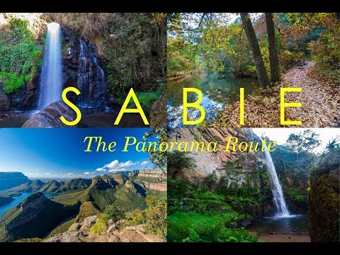 Sabie - The Panorama Route
