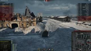 Т-127 14-Фрагов Ситуация 1vs8