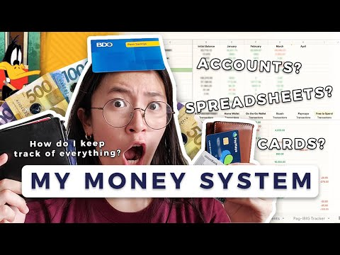 How I Manage My Finances in my 20s | Personal Finance System 2020 (Savings, Cards, Spreadsheets)