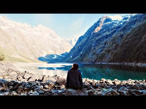 PARADISE IN FIORDLAND - The Big NZ Road Trip