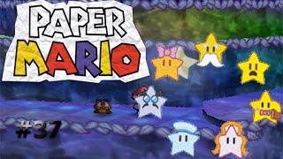 El portal de Cima estrella fugaz/Paper Mario capítulo 37