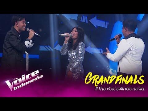 Dekat Di Hati & 50 Tahun Lagi (Medley) - Team Vidi Nino | Grandfinal | The Voice Indonesia GTV 2019