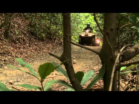 Fisher's ATV World - Progressive Ride at Wilderness Trail Off Road Park KY