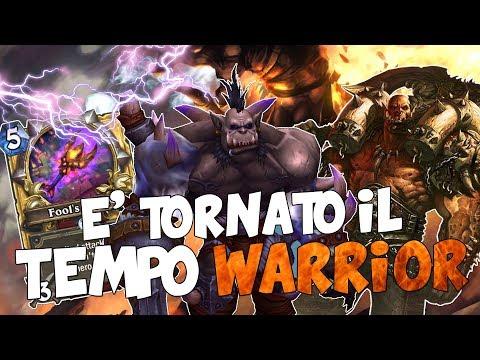 Tempo Warrior   Il ritorno di un deck super divertente e performante nel meta attuale.