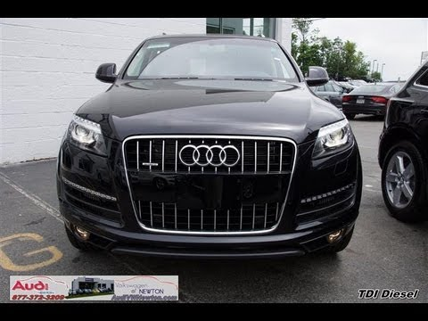 2012 audi q7 3 0 tdi quattro clean diesel youtube. Black Bedroom Furniture Sets. Home Design Ideas