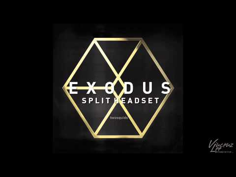 EXO - LADY LUCK (Split Headset Version) [VincenzLee]