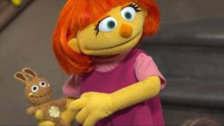 Sesame Street's newest Muppet has autism Meet Julia