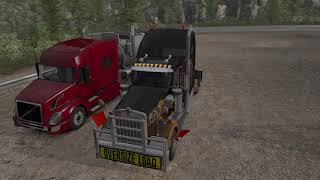 Is This The Last Ride With My Kenworth? (American Truck Simulator)