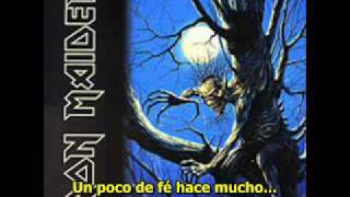 The Apparition (Iron Maiden) - subtitulado al español