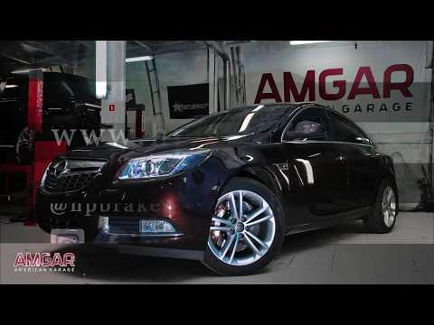 Тормозная система Тюнинг тормозов Opel Insignia (Опель Инсигния) от hp-brakes.ru
