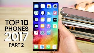 Top 10 Upcoming Smartphones 2017! Part 2