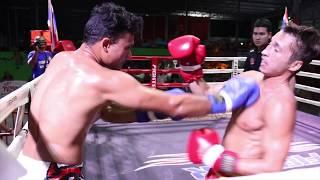 Atin TigerMuayThai vs Chigory SinbiMuayThai