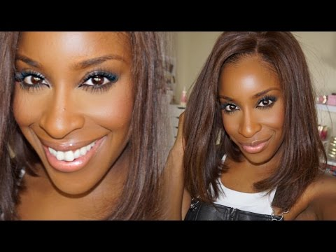 Being Mary Jane Makeup Tutorial!  Jackie Aina