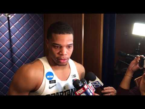 Michigan State finally finds the selfish Miles Bridges it had been looking for