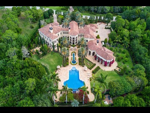 The Venetian Manse within The Bear's Club in Jupiter, Florida