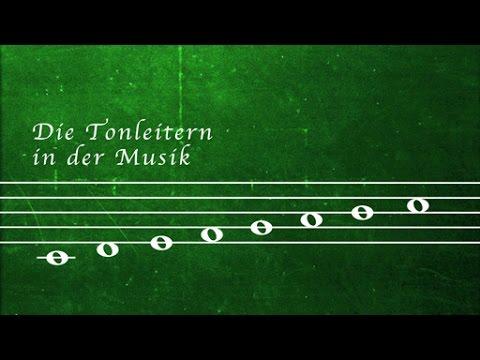 Tonleitern - Schulfilm Musik