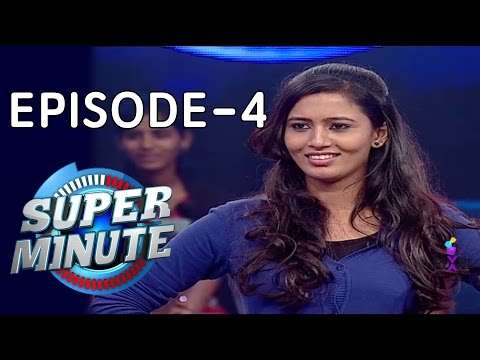 Super Minute Episode 4  – Vijay Surya & Neha