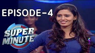 Super Minute Episode 4  – Vijay Surya & Neha
