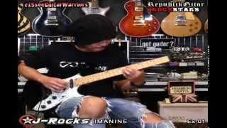 Baixar Iman J-Rocks Solo Gitar | Kompilasi Video