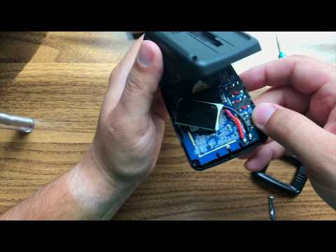 ITrue X6D Battery Replacement EASY!!