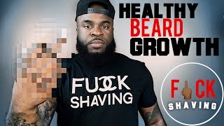 Best Tools For Healthy Beard Growth | Best Tips to Boost Natural Hair Growth