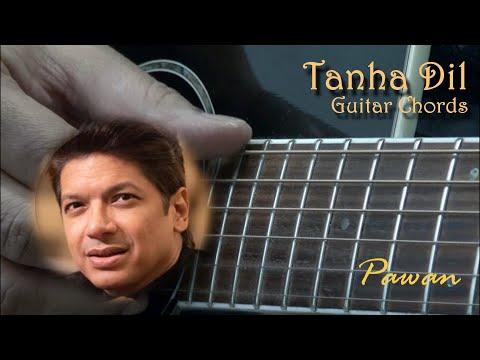 Tanha Dil - Shaan - Guitar Chords Lesson by Pawan