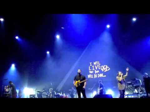 Wake and Alive - Hillsong United - Hillsong Young & Free - Mexico City - Arena Mexico 2013