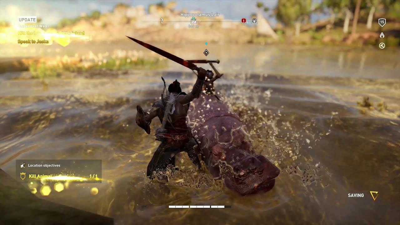 Assassin's Creed Origins | Ep18 New Editing Style! Smoke ...