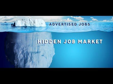 The Hidden Job Market - Finding a Job - YouTube