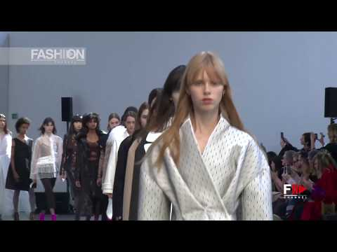ALBINO TEODORO Milan Fashion Week Womenswear Fall Winter 2017 2018 – Fashion Channel