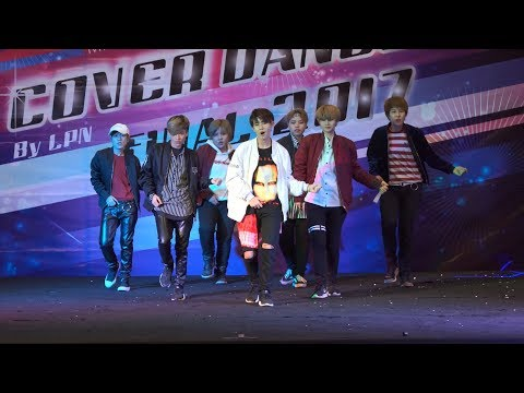 170819 [4K] BangEarn cover BTS - Not Today + FOR YOU + FIRE + Baepsae @ Market Place 2017 (Final)