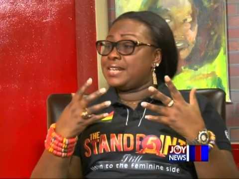 Gifty Anti - Personality Profile Friday on Joy News (28-6-13)