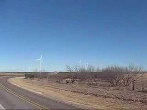 Wind Farm - Roscoe, Texas