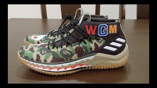 the latest e9308 4d003 DAME 4 BAPE REVIEW (INDIA EDITION) ...