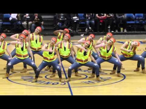 Normal Community West High School | IDTA HH State Champs '16 | Choreography: Brandi Tucker