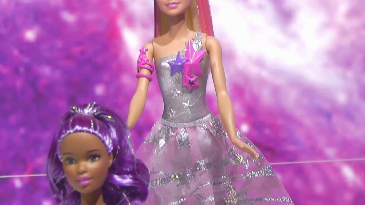Barbie in Star light Adventurer Barbie Doll With Lights /& Sounds 2016 New