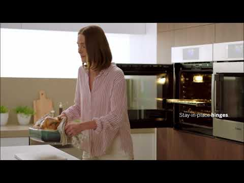 Cooking with the Bosch SideOpening Wall Oven