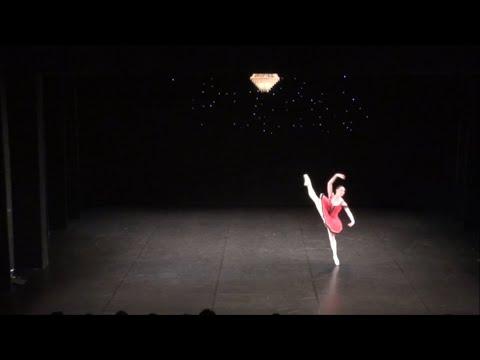 Paquita Variation 1 - Ellen Williams
