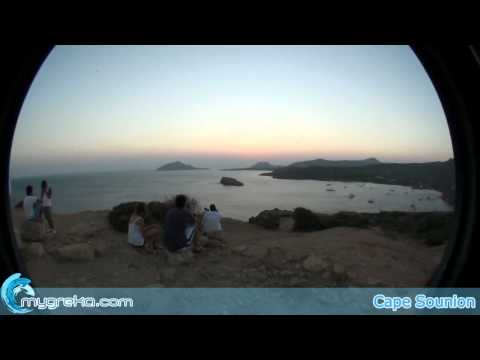 Athens cape sounio