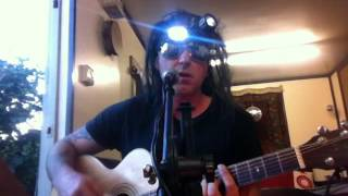 Lost Johnny. Motorhead, Hawkwind Acoustic cover