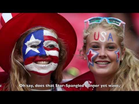 The StarSpangled Banner version 50