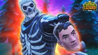 SKULL TROOPER RETURNS!!! -NEW SKIN- *SEASON 6* - FORTNITE SHORT FILMS