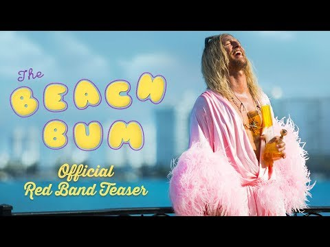 The Beach Bum, la gran fiesta de Matthew McConaughey