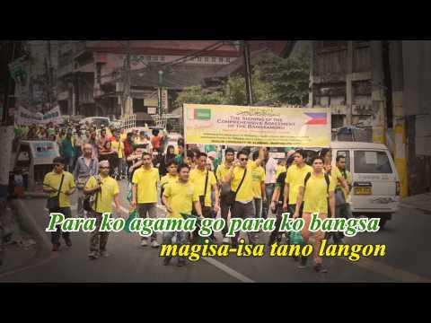 INGUD A BANGSAMORO - United Maranao Music Artist