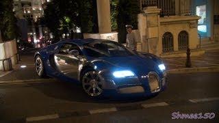 Bugatti Veyron Centenaire Editions Videos