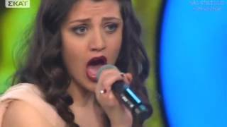 the voice   μαρία μελίσσα ρούτη vs χρύσα χρύσου   4o battle