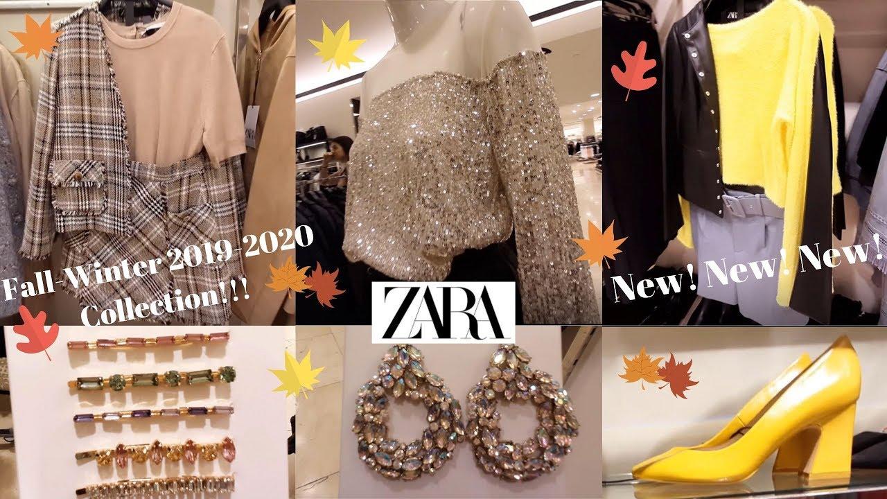 Zara Fall-Winter 2019-2020 Women's Fashion Collection ...