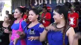 Susy Arzetty show in Jimpret SANG CAKRAWALA voc: All Artist